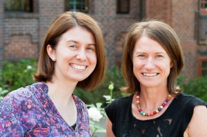 Current Fellowship participants Snezana and Rebecca Beisler