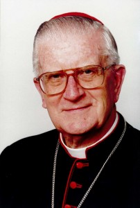Cardinal Edward Clancy  1923-2014