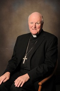 Archbishop Denis Hart, President of the Australian Catholic Bishops Conference