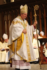Ninth Archbishop of Sydney Anthony Fisher