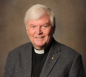Bishop Greg OKelly sj