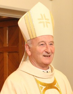 Bishop Terence Curtin, Auxiliary Bishop of Melbourne