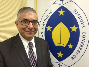 Patrick Aboud, Governor of Long Bay Correctional Centre, NSW.
