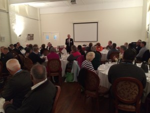 Prison chaplains from across Australia and Oceania gathered at Mary MacKillop Place for the conference.