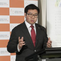 Dr Tim Soutphommasane, Race Discrimination Commissioner at the Australian Human Rights Commission.