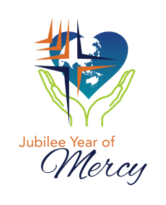 CRA logo celebrating the Year of Mercy
