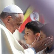 Lesbos and Australia: one pope, one people