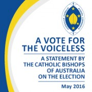 Voice for the voiceless: A statement by the Catholic Bishops of Australia on the election