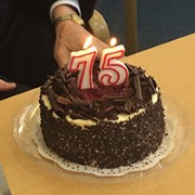 President of ACBC celebrates 75th birthday