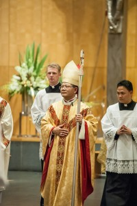 Bishop Vincent Long Van Nguyen OFM Conv.
