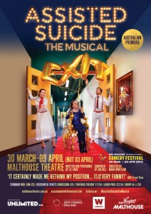 Assisted Suicide The Musical Poster